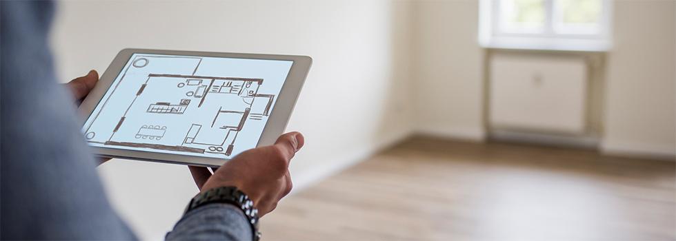 wohnfl che richtig berechnen und kosten sparen. Black Bedroom Furniture Sets. Home Design Ideas